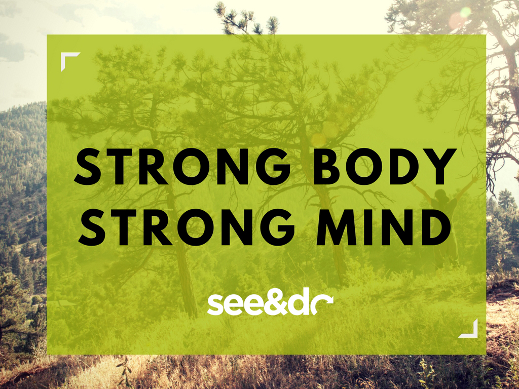 strong body mind course with logo